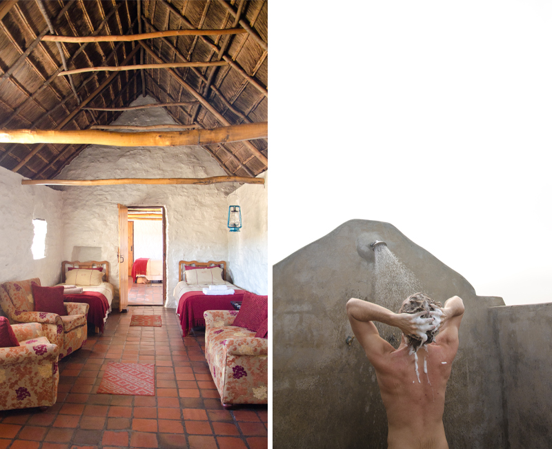Papkuilsfontein, perfect guest farm accommodation in the Northern Cape Karoo