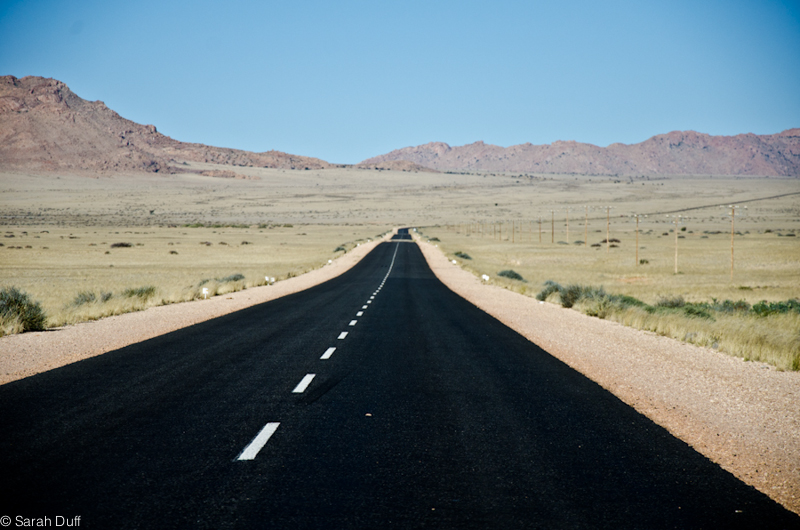 Road Namibia