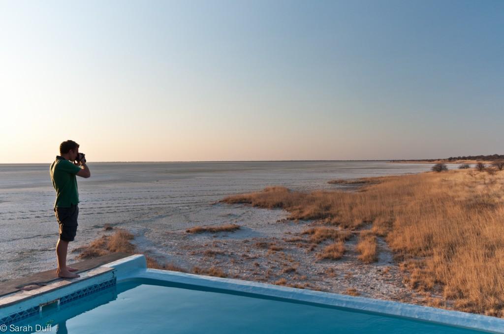 Onkoshi Camp, Etosha National Park, Namibia