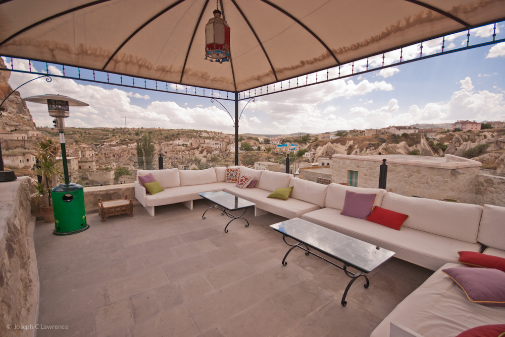 Hezen boutique cave hotel, Cappadocia, Turkey