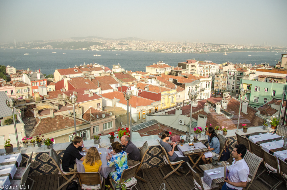 Rooftop Bar Istanbul Duff S Suitcase