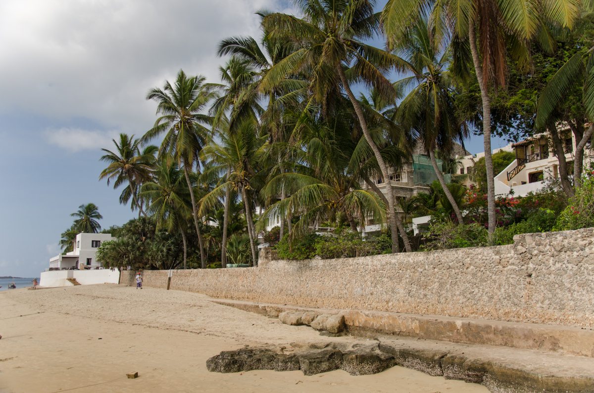 Shela Beach, Lamu Island, Kenya