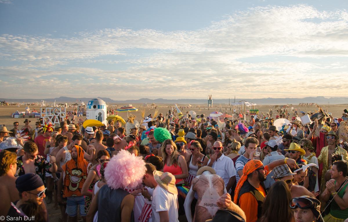 High T, AfrikaBurn 2014
