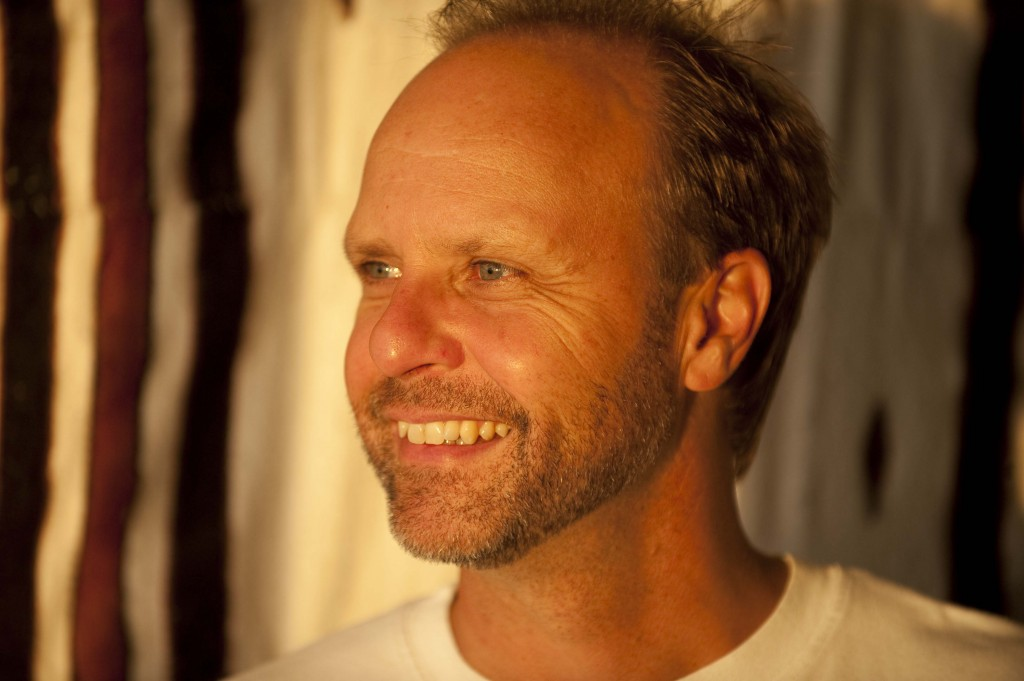 Justin Fox, travel writer