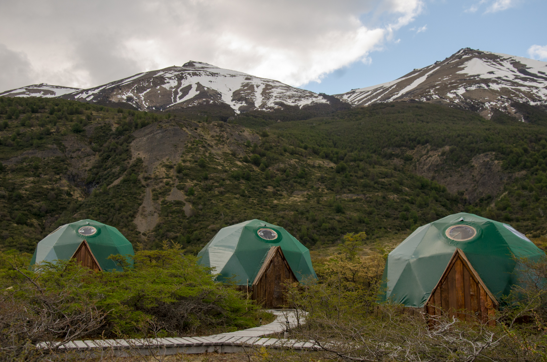 EcoCamp, Torres del Paine, Patagonia