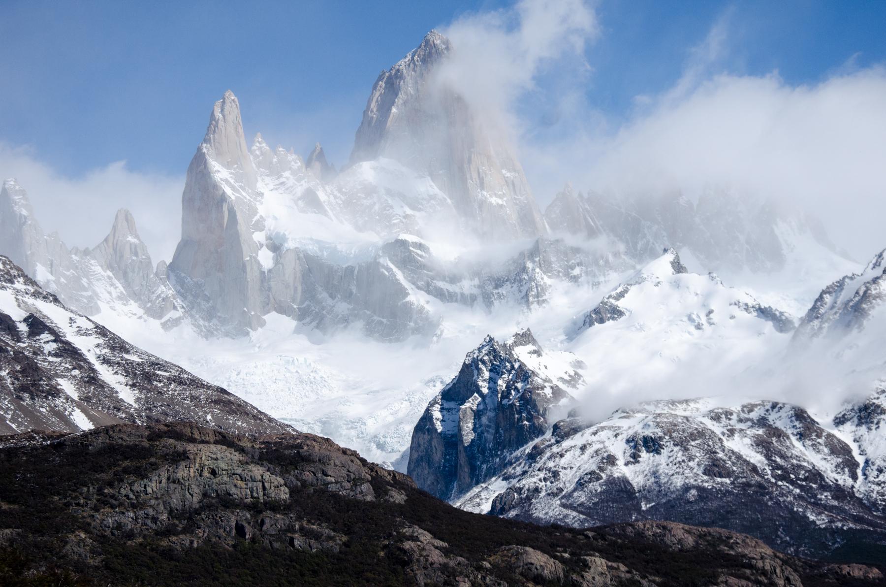 Mount Fitz Roy, El Chalten, Patagonia-2