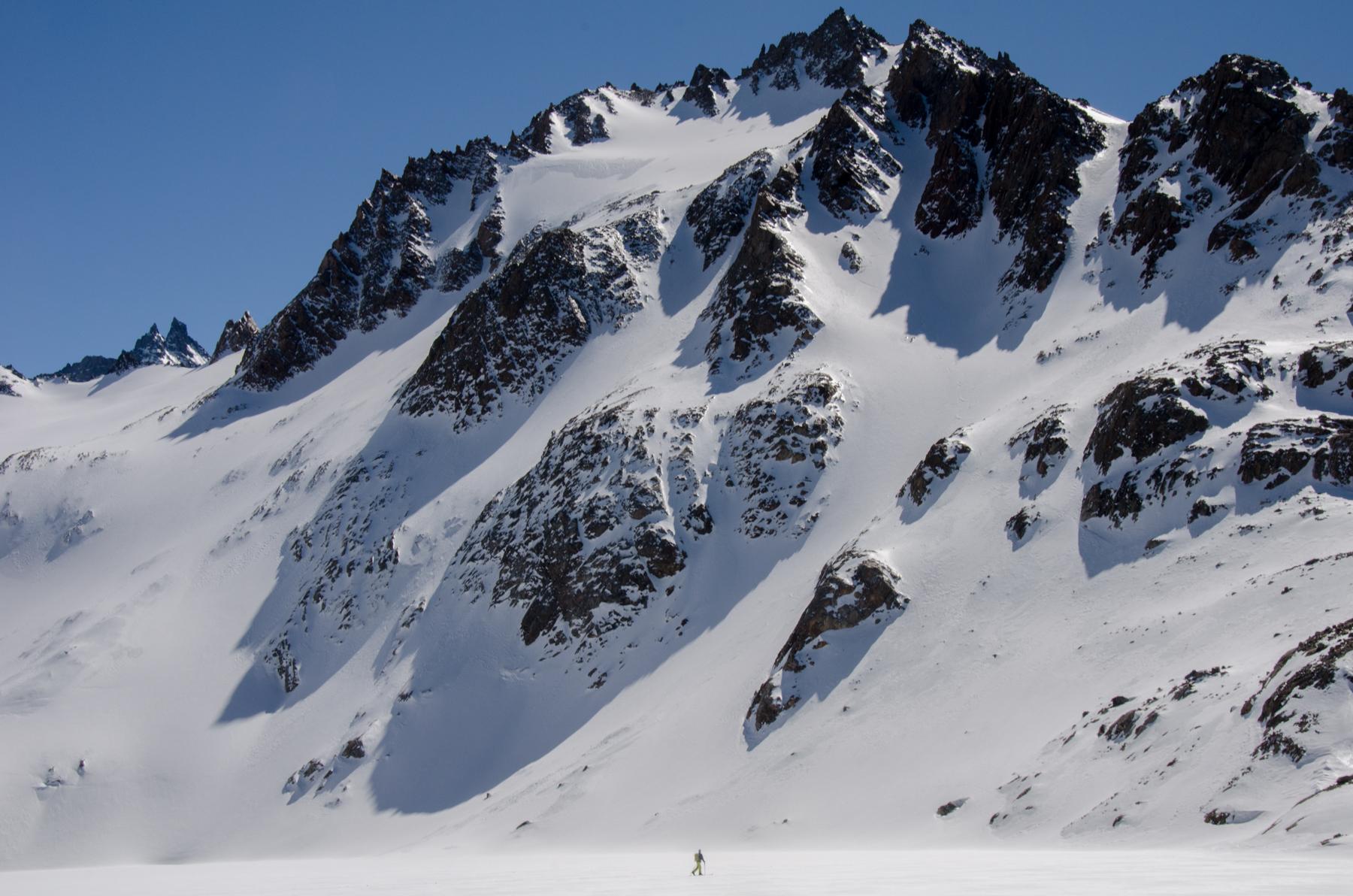 Mount Fitz Roy, El Chalten, Patagonia