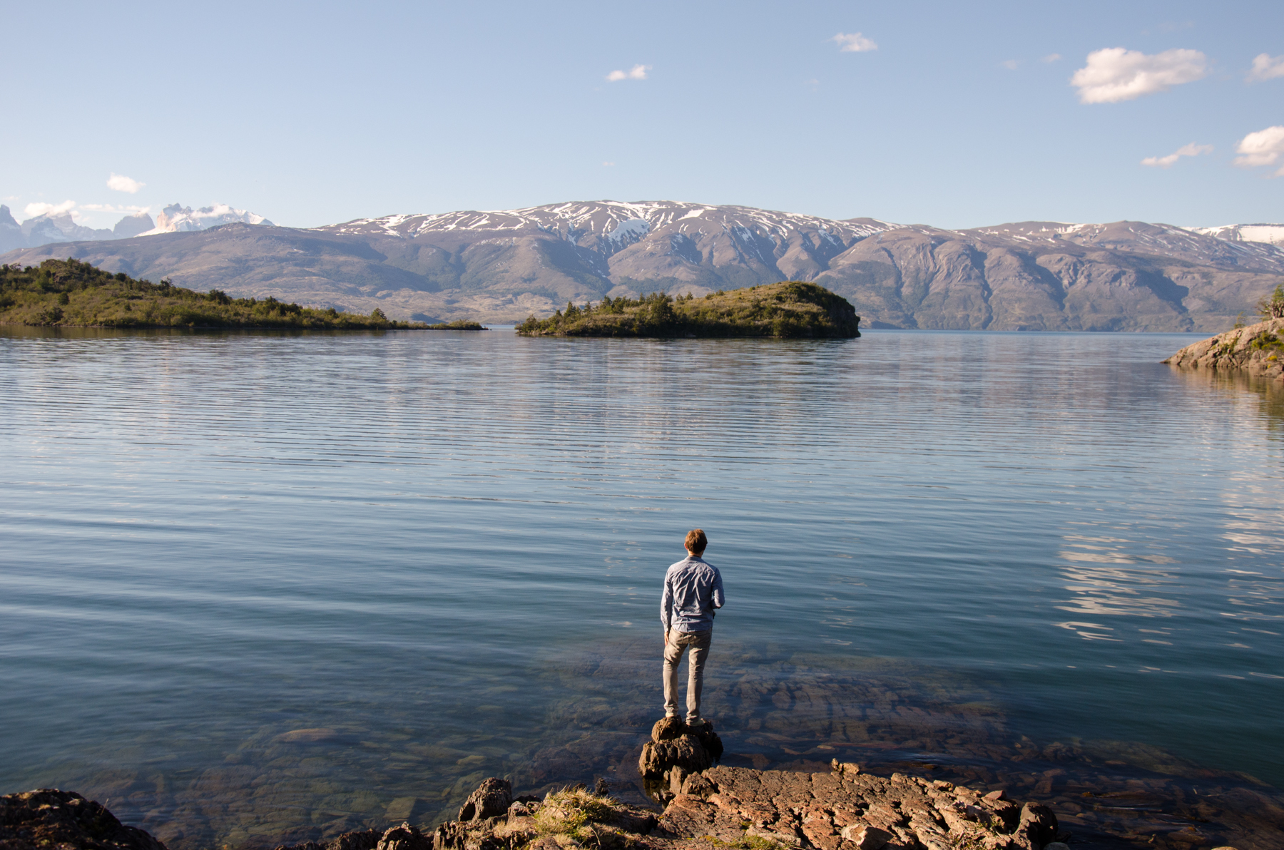 Patagonia Camp, on the shores of Lago Toro