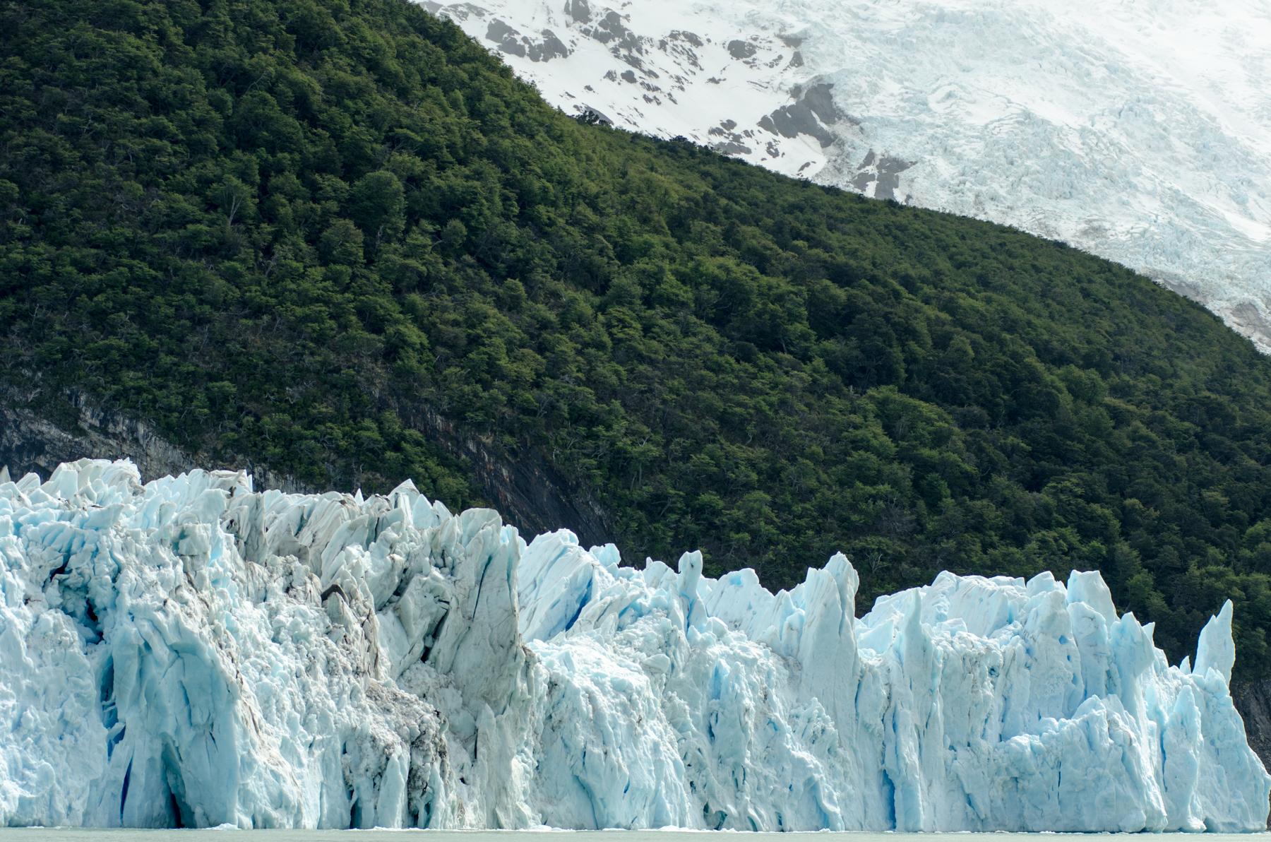 Spegazzini glacier, Los Glaciares National Park, Argentina, Patagonia