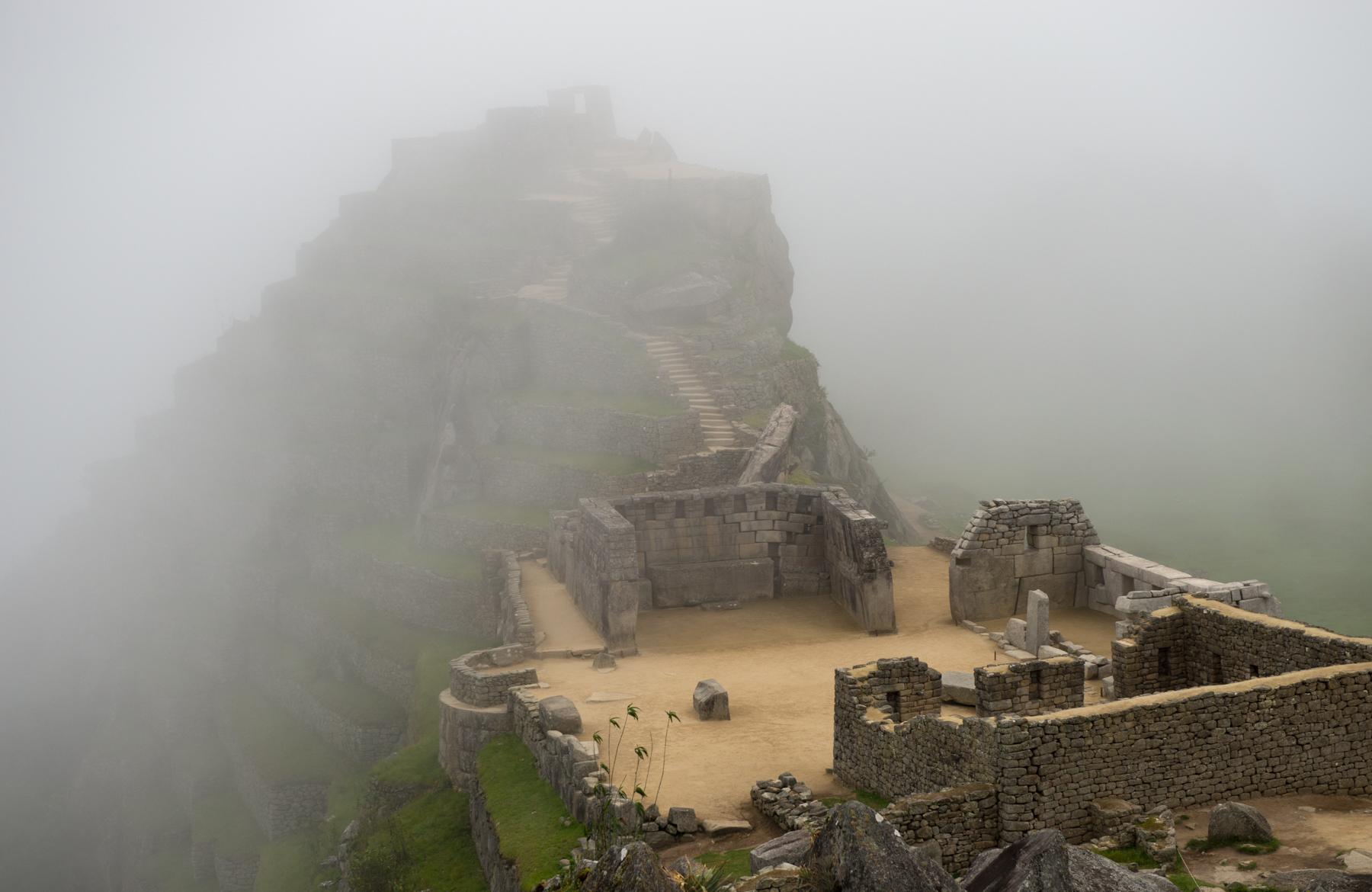 Sarah Duff Machu Picchu