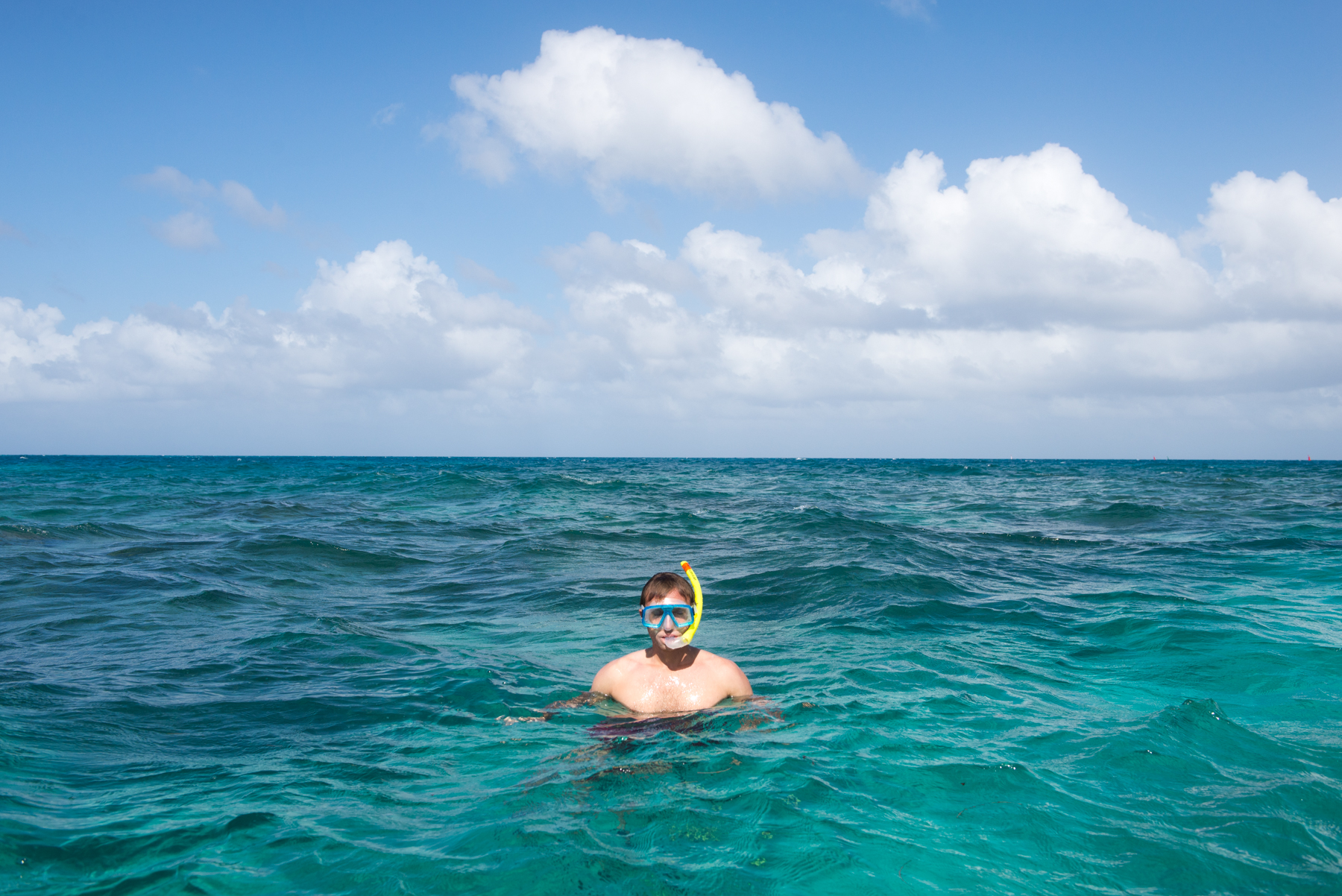 Snorkelling, Diving, Providencia Island, Colombia