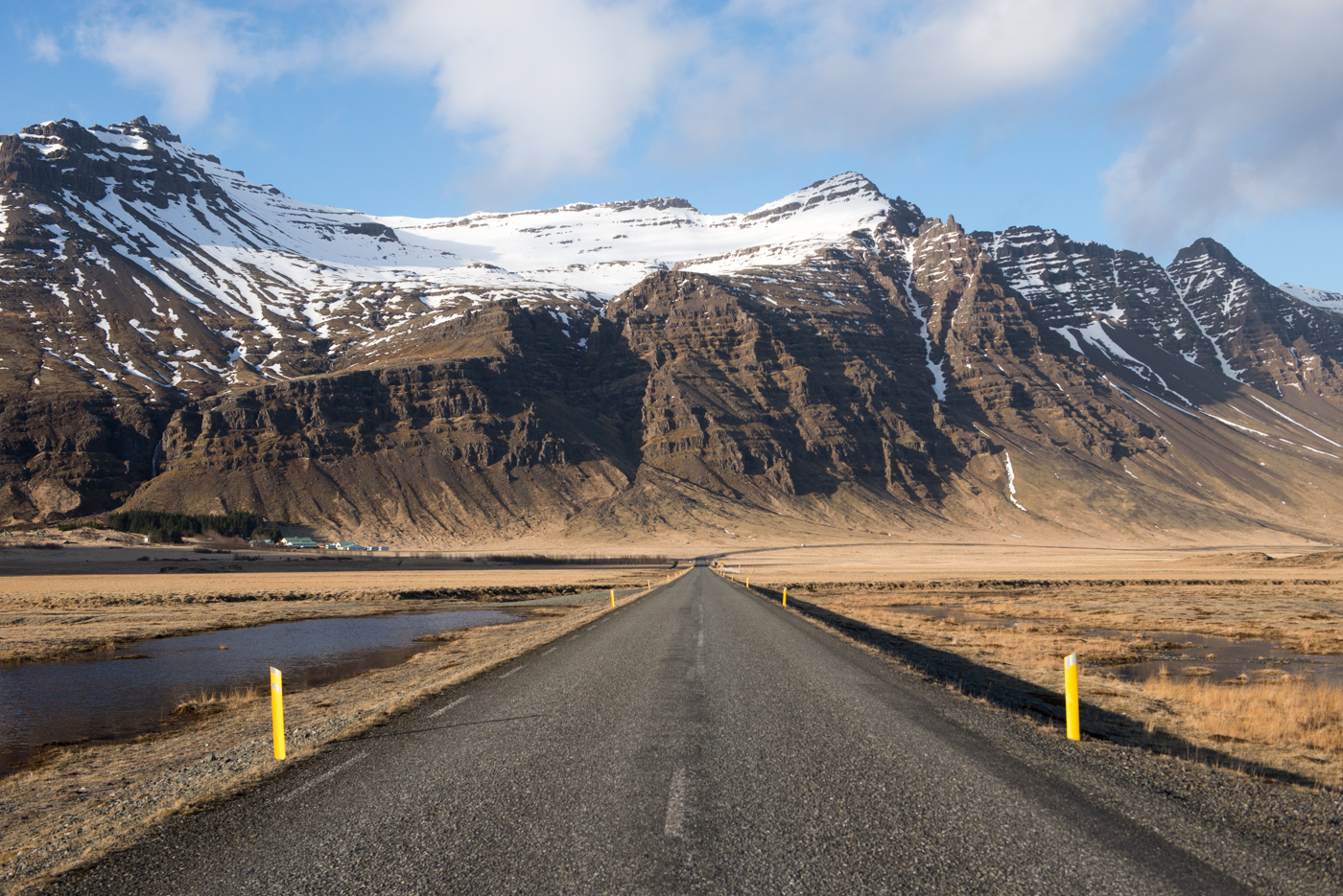 A Road Trip Around Iceland