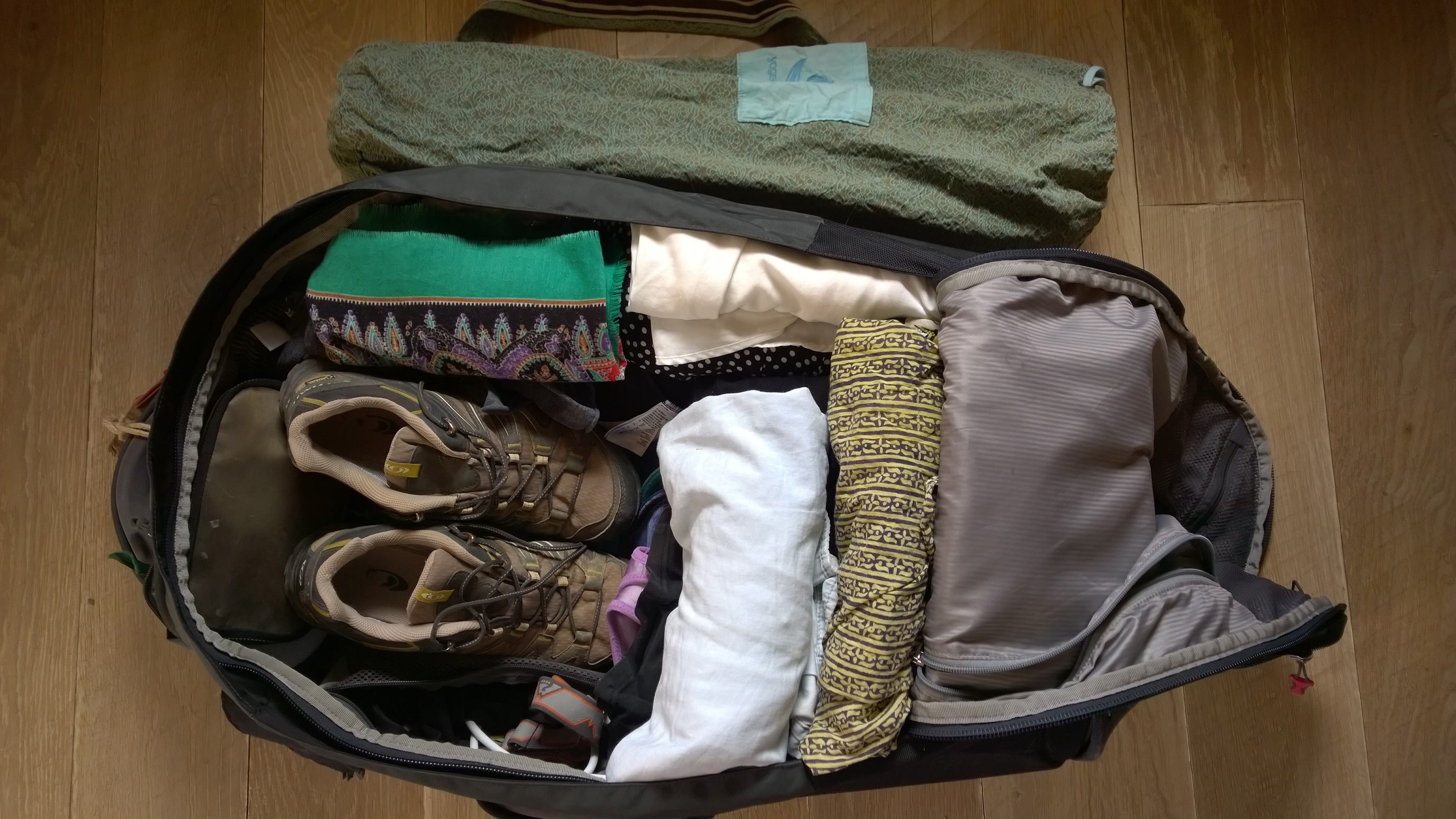 Packing bag