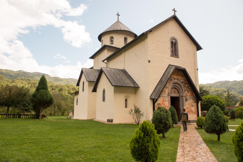 Moraca Monastery, Montenegro